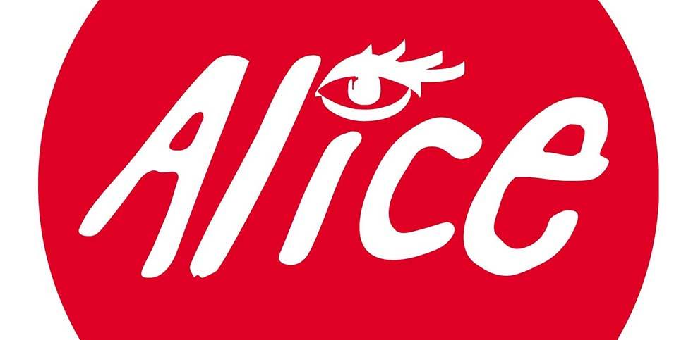 Logo Alice, Telecom Italia