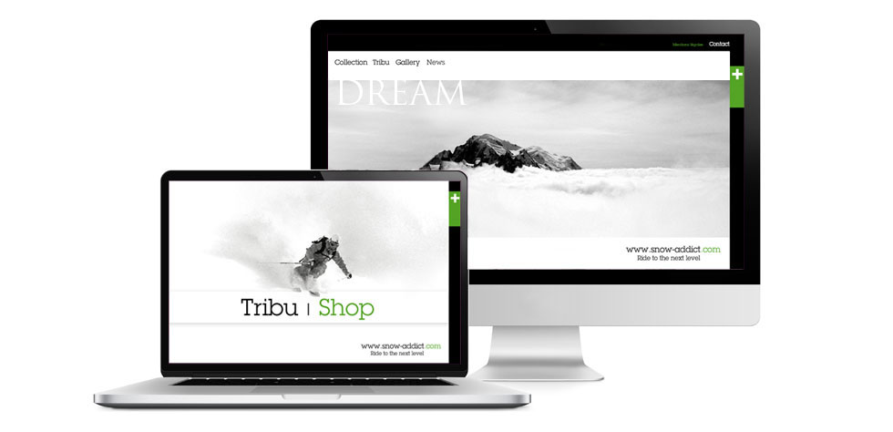 Création de site vitrine internet