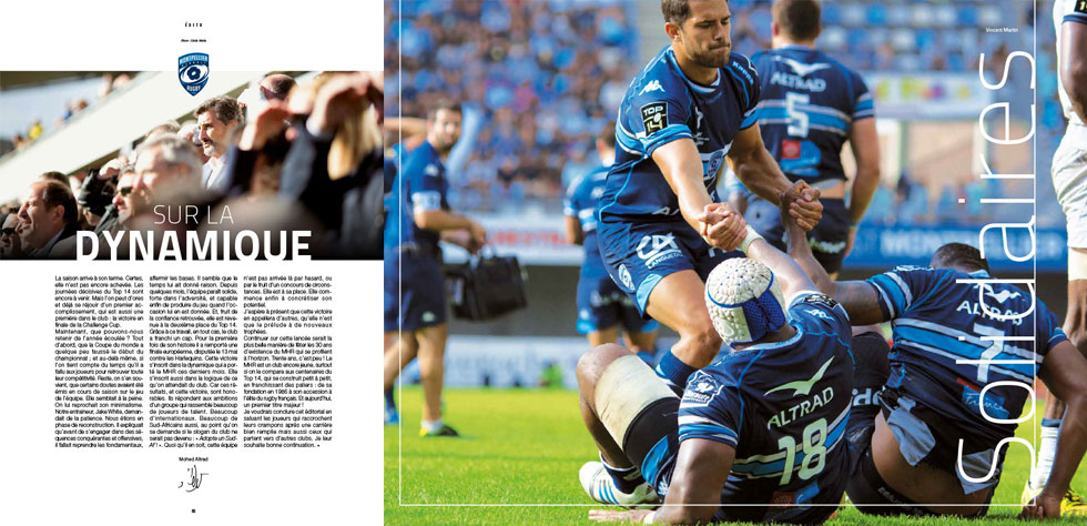 Photos rugby top14