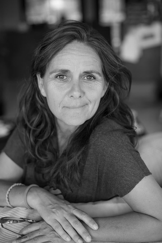 Portrait Frédérique Mondoloni