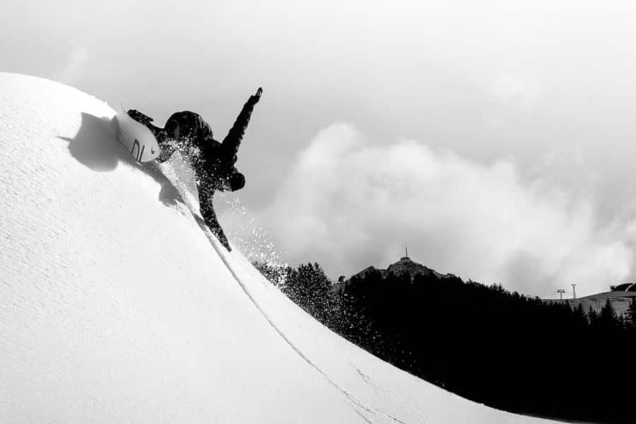 Photo Dupraz snowboards
